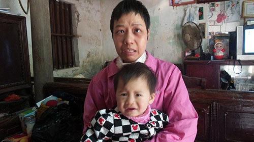 neu ban met moi voi con cai, nhin nguoi me nay de thay khao khat duoc cham con lon nhuong nao - 9