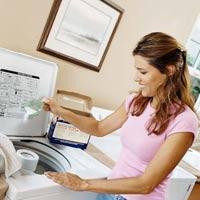 Cách giặt quần áo sạch hơn bằng máy giặt
