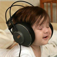 Trò chơi bằng âm nhạc cho bé