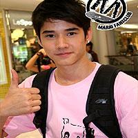 Album ảnh: Mario Maurer - cơn lốc Thái trong cộng đồng teen