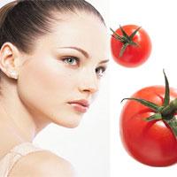 Chế biến cà chua làm đẹp da mặt