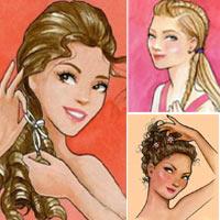 Học làm 4 kiểu tóc lạ