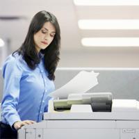 Bà bầu sử dụng máy photocopy có an toàn?