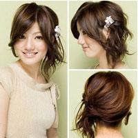 4 kiểu tóc đẹp và dễ làm