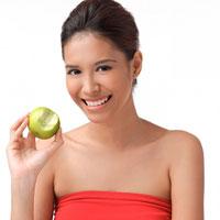 Dấm táo - mỹ phẩm tuyệt vời khi làm đẹp