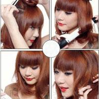 4 cách biến tấu cho tóc ngắn