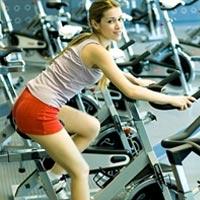 Giảm béo với xe đạp thể dục