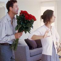 Học cách xin lỗi vợ yêu