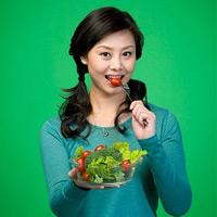 Bà bầu có nên ăn chay?