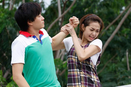 Những cặp đôi hot nhất điện ảnh Việt 2009 - 1