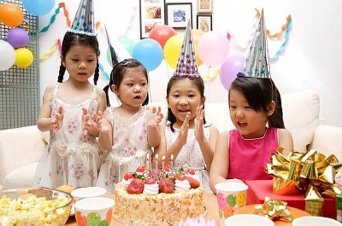 Cha mẹ nào cũng muốn tổ chức sinh nhật cho bé yêu của mình một bữa tiệc hoàn hảo nhất