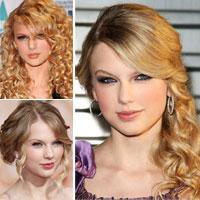 Những kiểu tóc đẹp của Taylor Swift