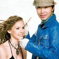 Angel Kiệt - Chuyên gia trang điểm tài năng