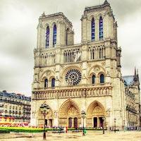 Sững sờ vì vẻ đẹp Nhà thờ đức bà Paris