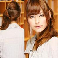 3 kiểu tóc đẹp dịu dàng