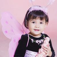 Công chúa Bông Heo dễ thương