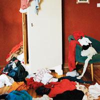 Phong thủy và tủ quần áo