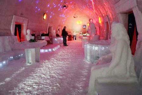 5 khách sạn băng đẹp nhất thế giới - 1