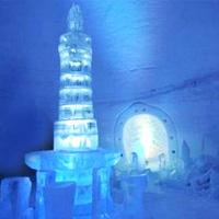 5 khách sạn băng đẹp nhất thế giới
