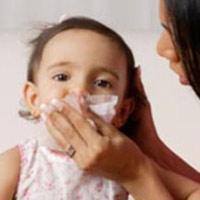 Phòng tránh bệnh hô hấp và tiêu hóa ở trẻ em