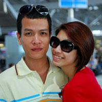Người yêu của Pha Lê là chồng cũ diễn viên Phan Hòa?