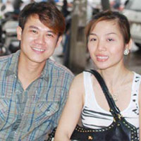 Vợ xinh đẹp của Vân Quang Long đã lộ diện