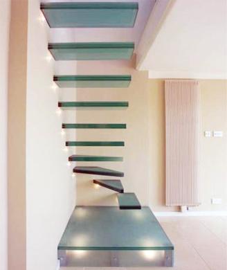 Cầu thang trong nhà và những điều kiêng kỵ - 3