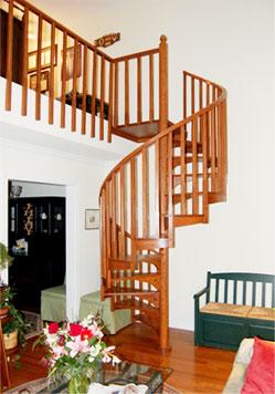 Cầu thang trong nhà và những điều kiêng kỵ - 4