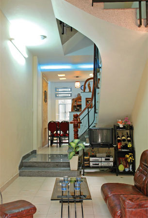 Cầu thang trong nhà và những điều kiêng kỵ - 2