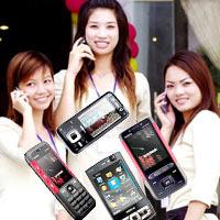 Điện thoại di động thi nhau giảm giá mạnh