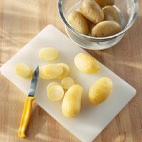 Tác dụng kỳ diệu của khoai tây