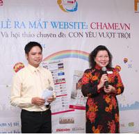 Lễ ra mắt Website Chame.vn