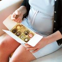Chocolate có thể giảm được rắc rối sức khỏe ở bà bầu?