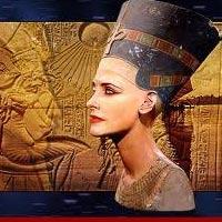 Nữ hoàng Nefertiti - Người đàn bà mỹ lệ của Vầng hào quang sáng chói Aten