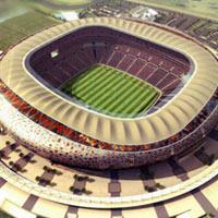 Ngắm 10 sân vận động cực đẹp của Nam Phi