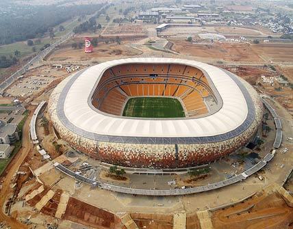 Ngắm 10 sân vận động cực đẹp của Nam Phi - 1