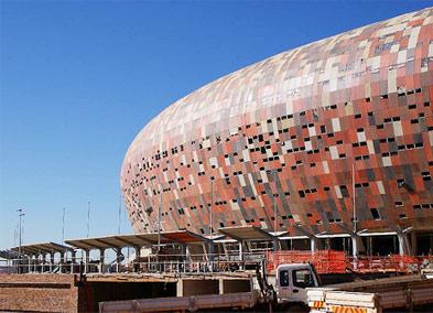 Ngắm 10 sân vận động cực đẹp của Nam Phi - 2