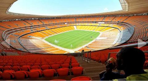 Ngắm 10 sân vận động cực đẹp của Nam Phi - 3