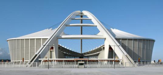 Ngắm 10 sân vận động cực đẹp của Nam Phi - 4