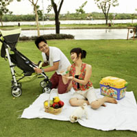 Gia đình Thanh Thúy và Đức Thịnh – Bận rộn hơn khi có con