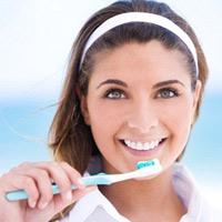 Bà bầu chăm sóc răng miệng