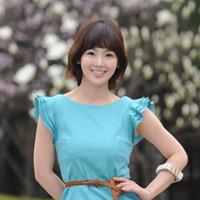 Sao Hàn với trào lưu tóc mái bằng