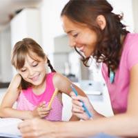 Bí quyết giúp con gái luôn đứng đầu lớp