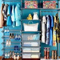 Bí quyết dọn dẹp tủ đồ cá nhân hoàn hảo
