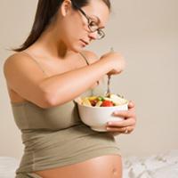 Ăn nhiều chất béo, thai phụ sẽ bị đái tháo đường