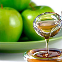 Tẩy nốt ruồi an toàn bằng dấm táo