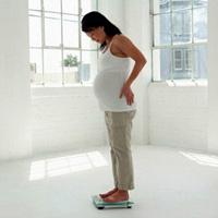 Giúp bà bầu tăng cân vừa đủ