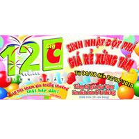 Big C khuyến mãi lớn mừng sinh nhật lần thứ 12
