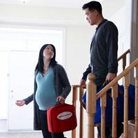 Những thay đổi khi mang thai: 36 tuần