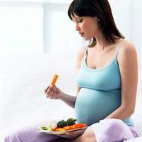 Thực phẩm giúp an thai